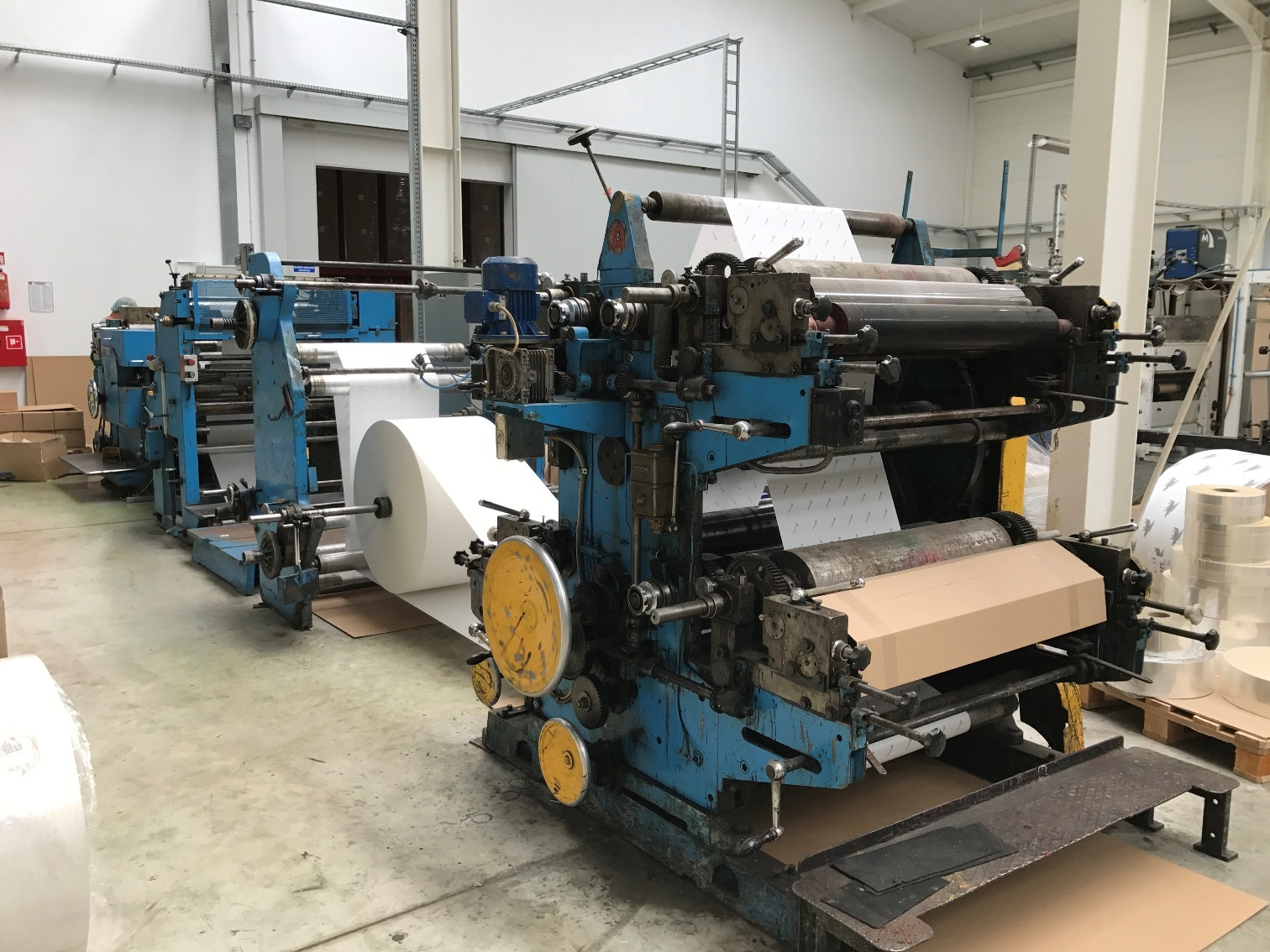 Qms 860 printer